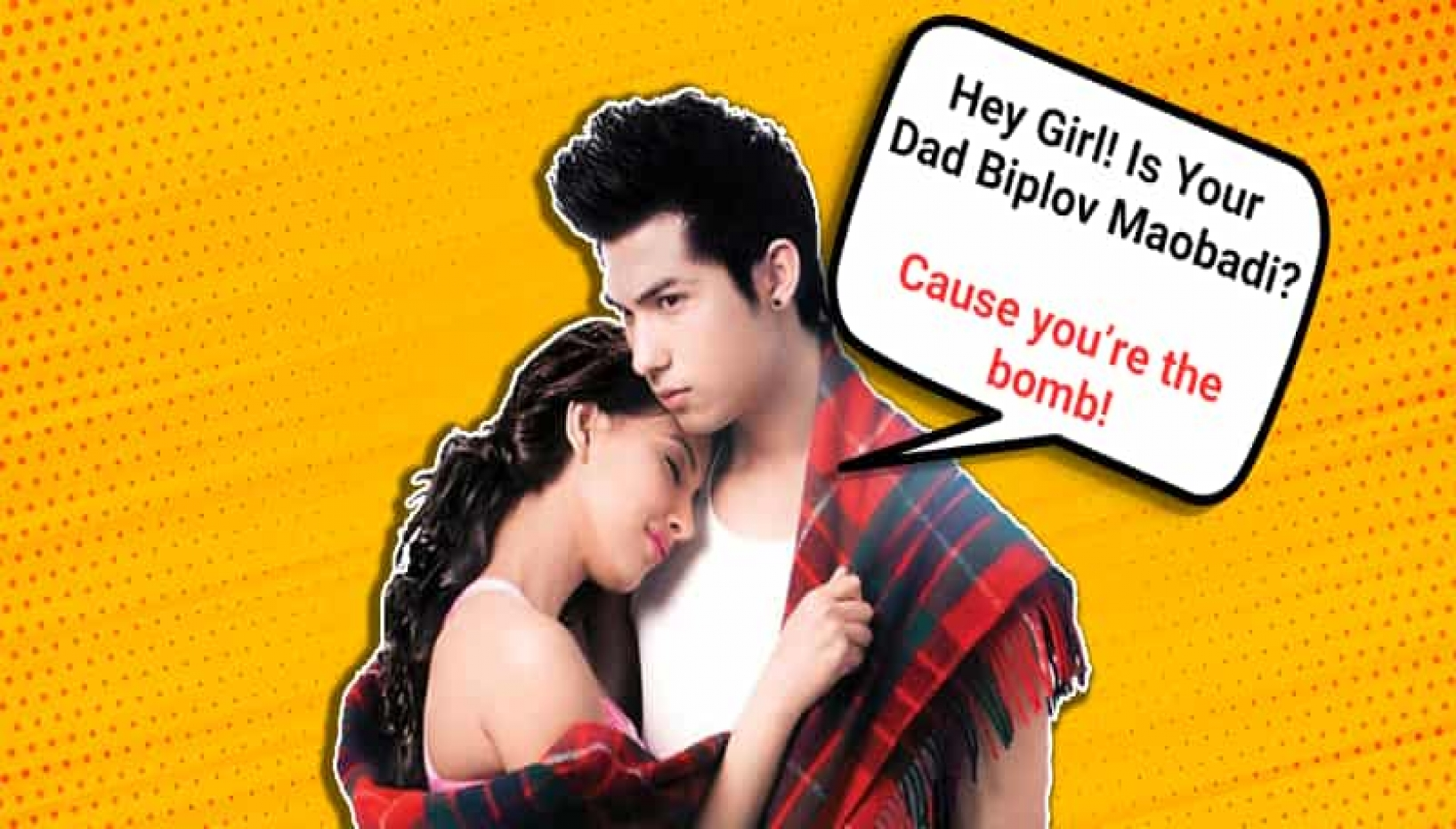 12 Suddha Nepali Pick-Up Lines That Will Land You In A Mandap With Your Crush