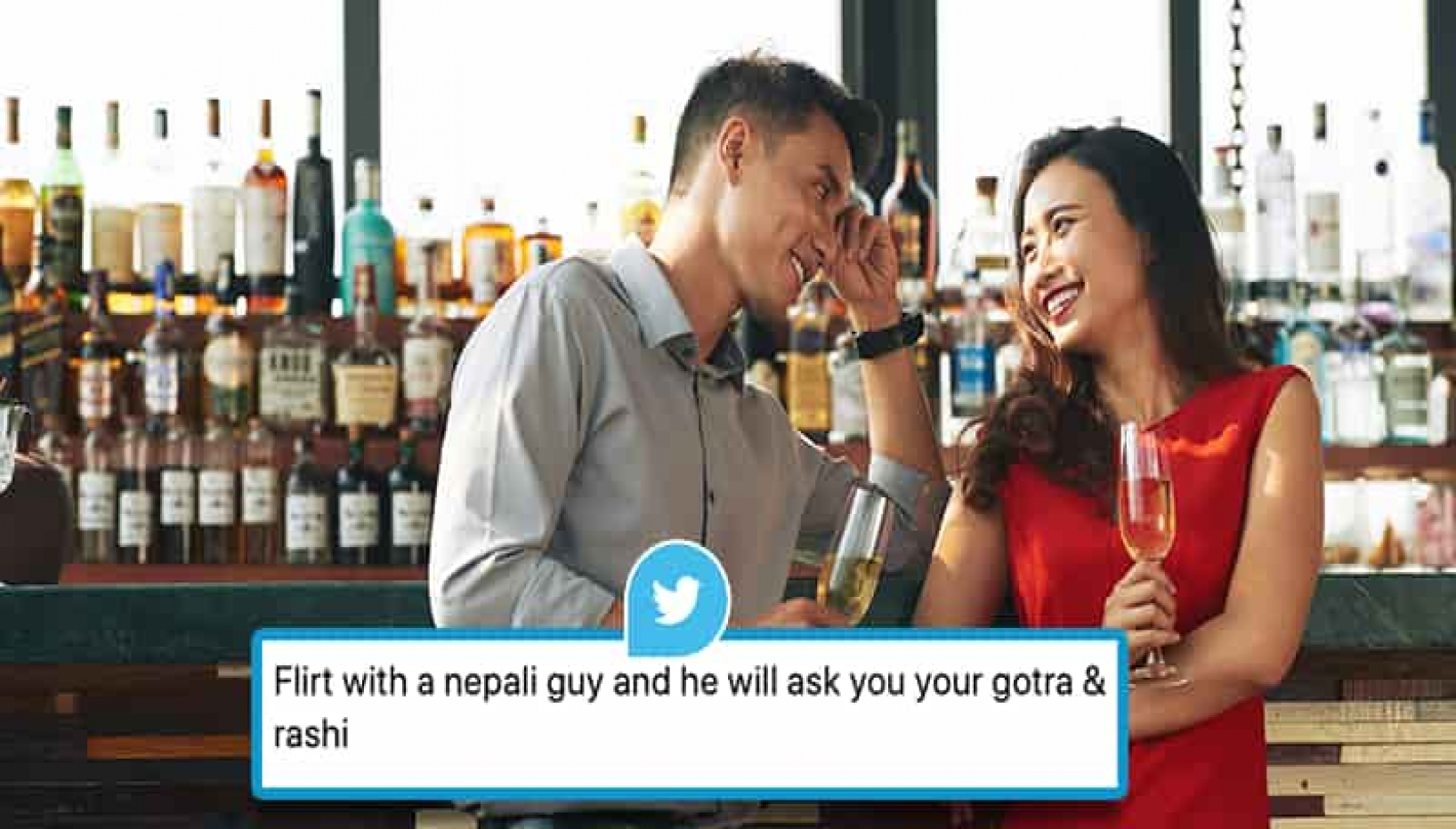 15 Tweets That Hilariously Describe The Flirting Scene In Nepal