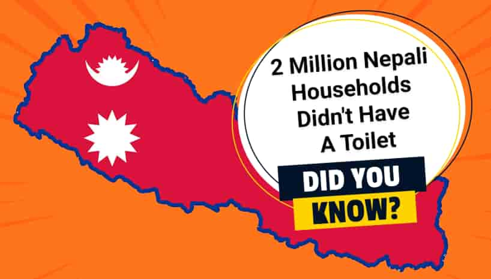 2 Million Nepali Households Didn't Have A Toilet; 10 Interesting Fact Nuggets From The 2011 Census
