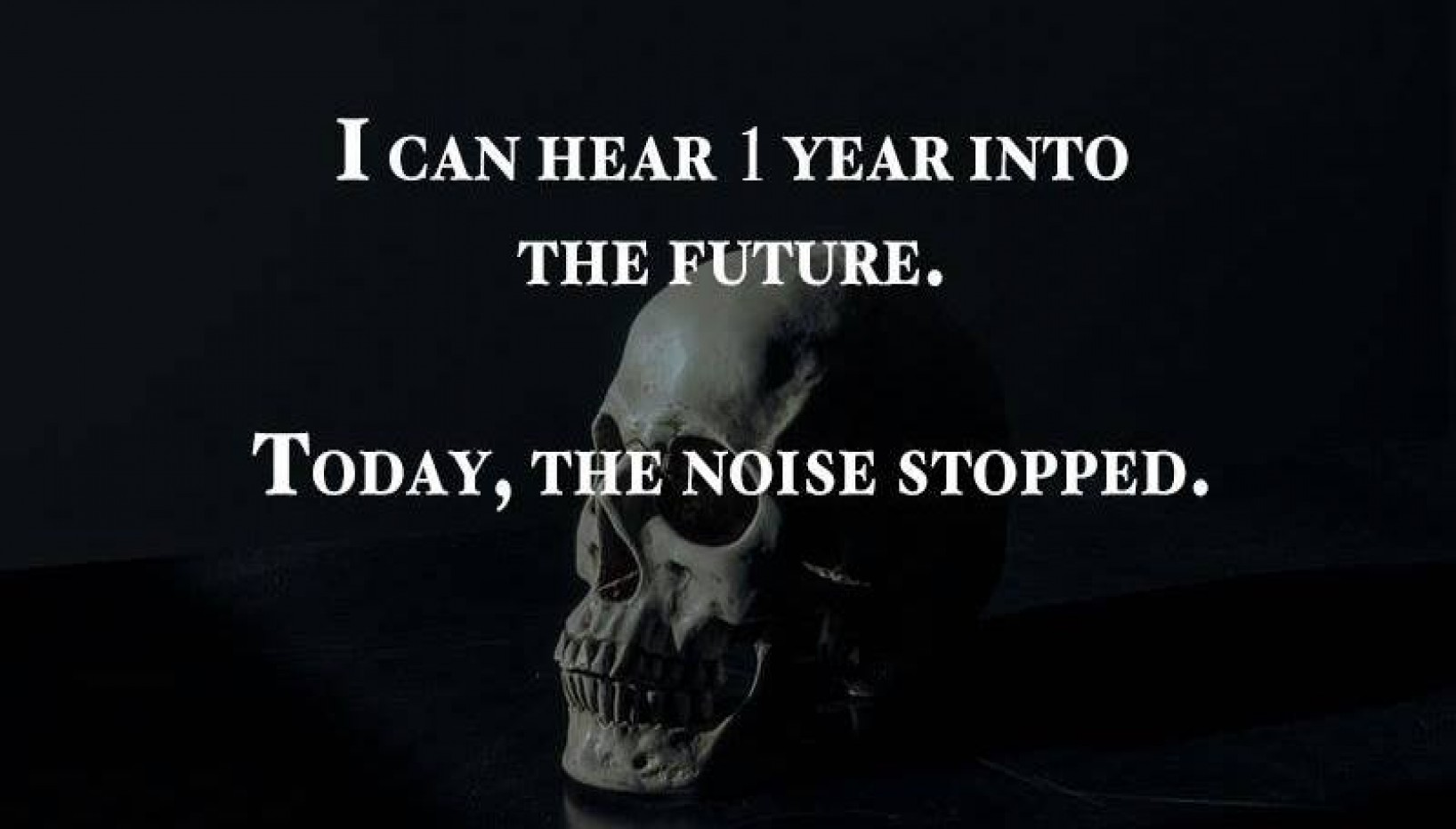 2 Sentence Horror Stories That Will Spook Your Sleep Away