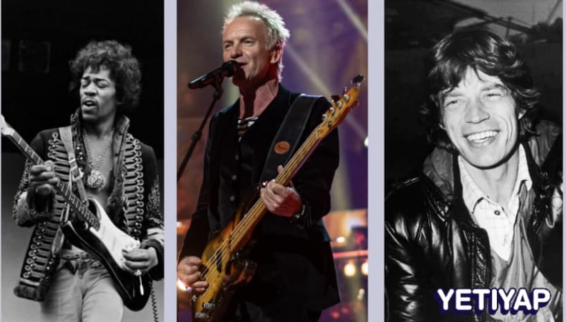 7 Famous Rockstars Said To Have Visited Nepal