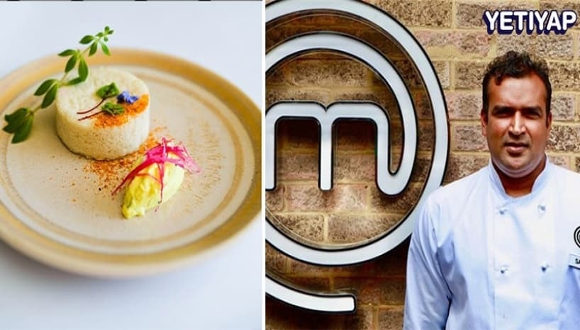 A Nepalese Chef Is Going To Compete in Masterchef UK, And We Can't Wait For The Show To Air