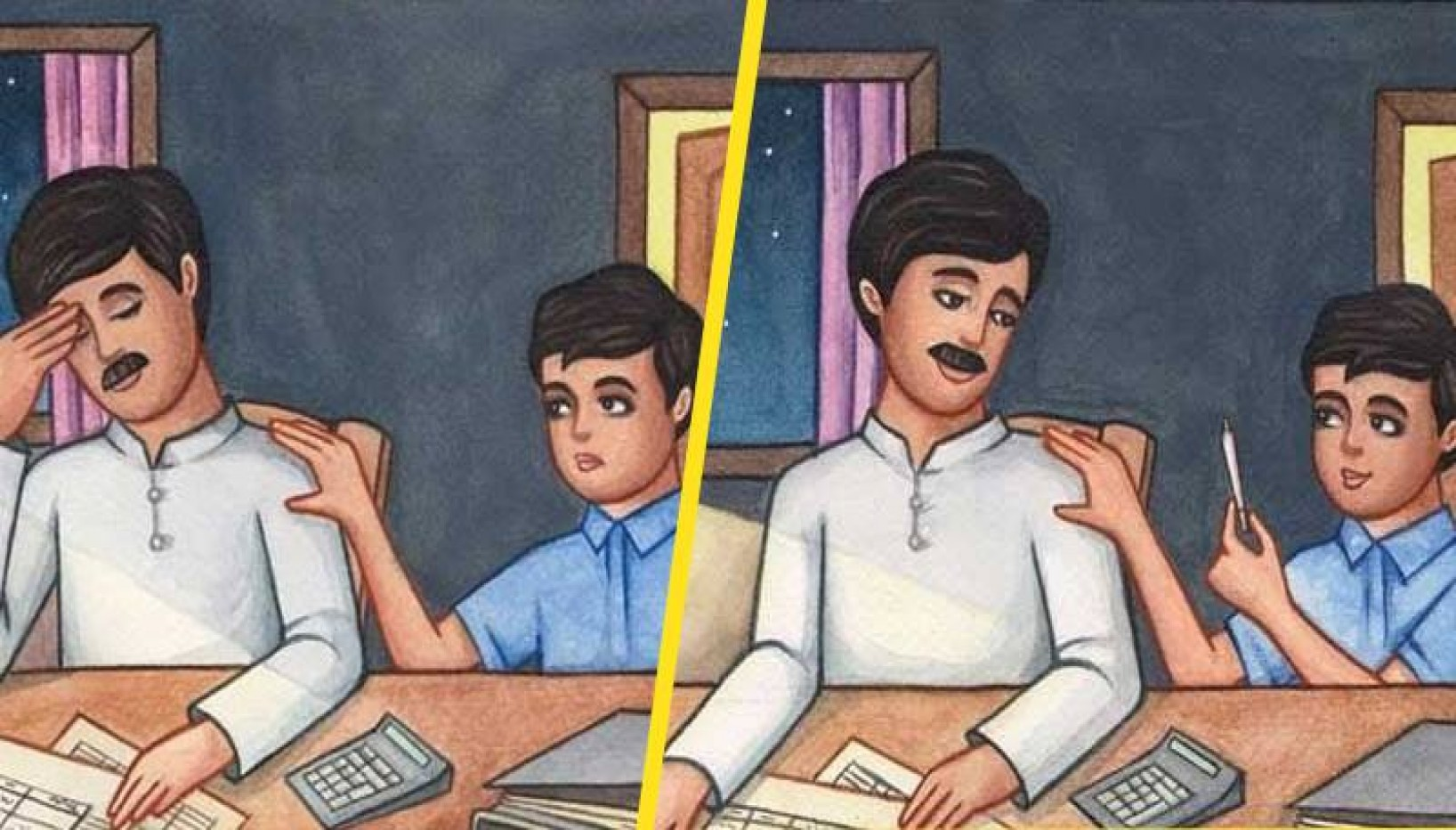 What Would Happen If Adarsh Balak Went Rogue? Here Are 15  Posters That Subverts How An Ideal Kid Behaves
