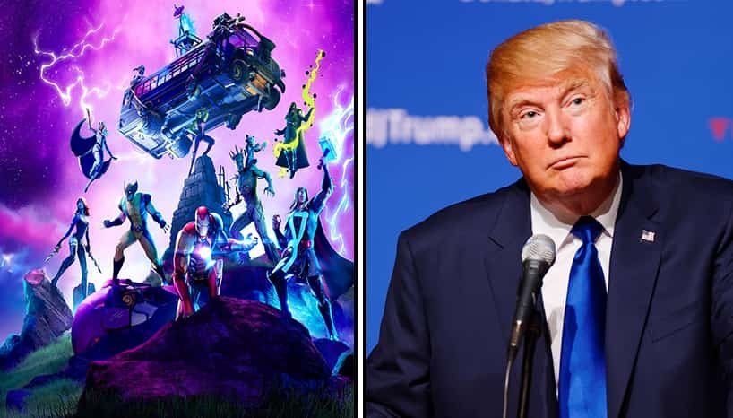 After Tik Tok, Fortnite Might Be Next To Be Banned In The US.