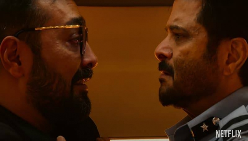 Anil Kapoor And Anurag Kashyap Play Themselves In A New Experimental Film, 'AK vs AK'