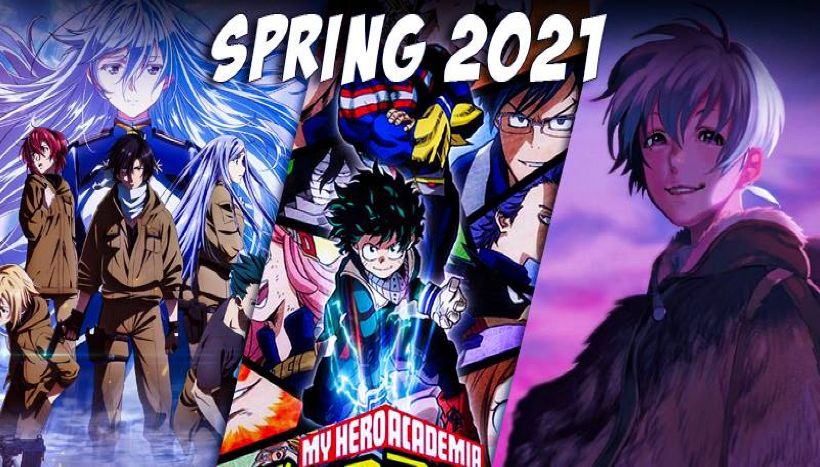 7 Most Anticipated Anime Shows From Spring 2021