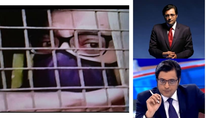 Arnab Goswami, Editor-in-Chief of Republic TV, Infamous For His Loud Debates Has Been Arrested by Mumbai Police.