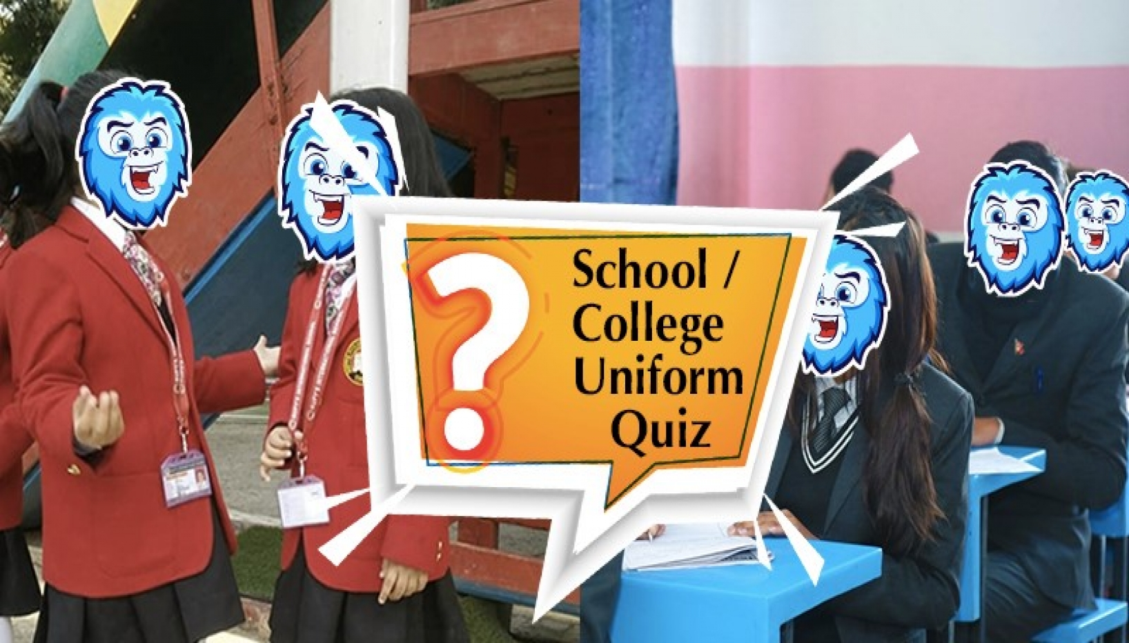 Back To School Quiz: Match The Following Uniforms With Their Respective Schools / Colleges