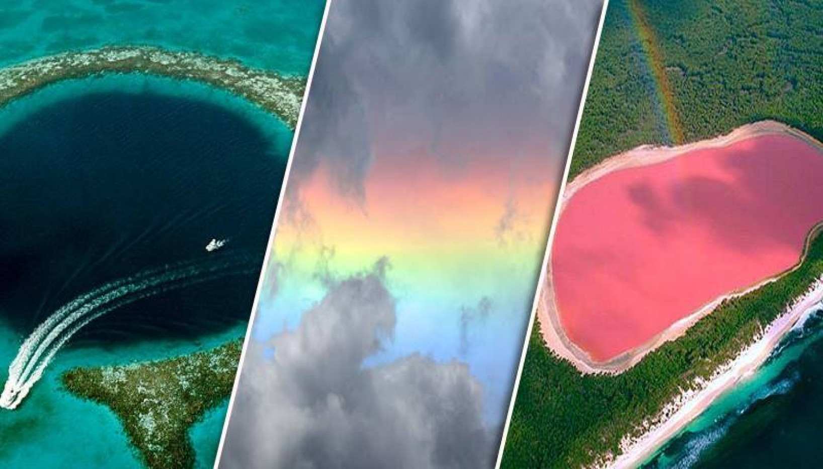Here Are 13 Of The Most Beautiful Naturally Occurring Phenomena In The World