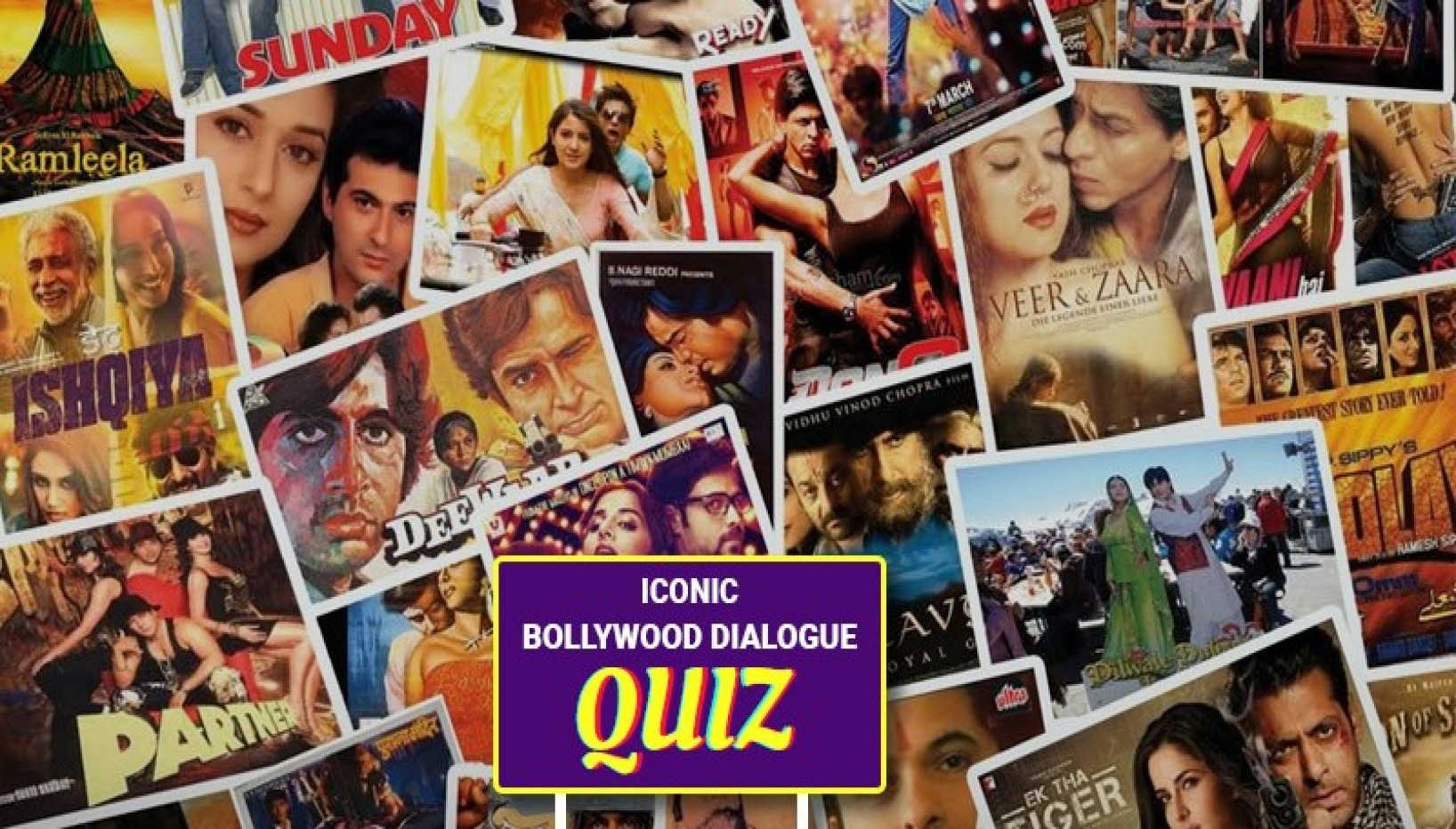Only The Most Filmy Folks Can Correctly Match These Bollywood Dialogues With Their Movies