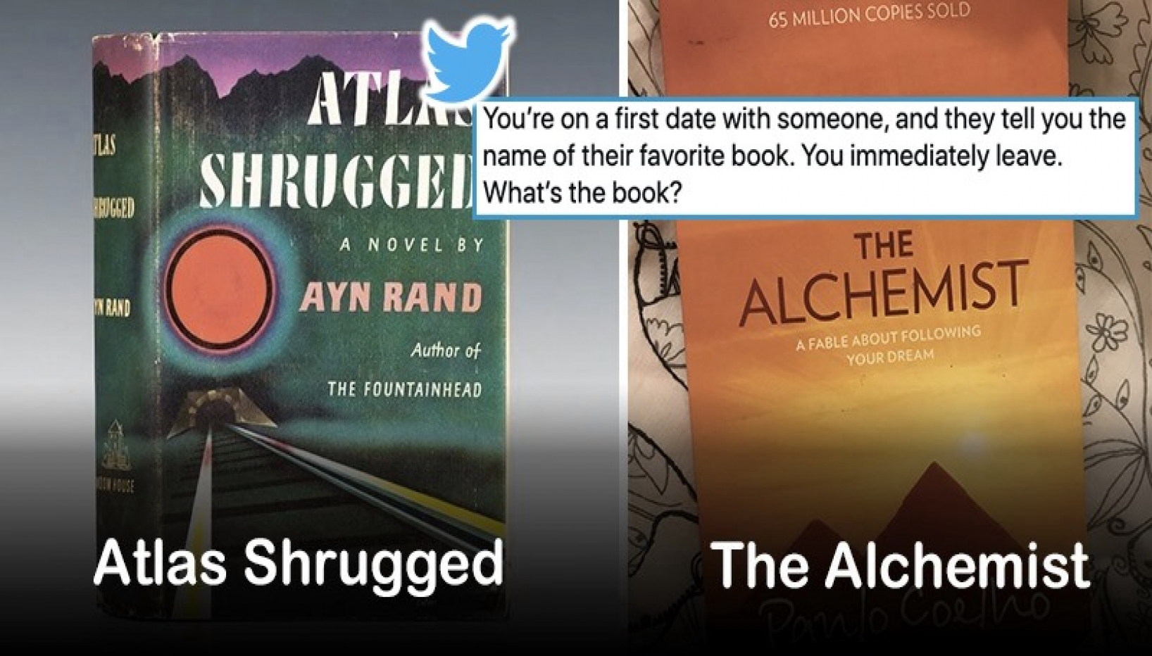 Woman Asks Twitter To Name A Book That Could Ruin A Date And The Internet Didn't Hold Back