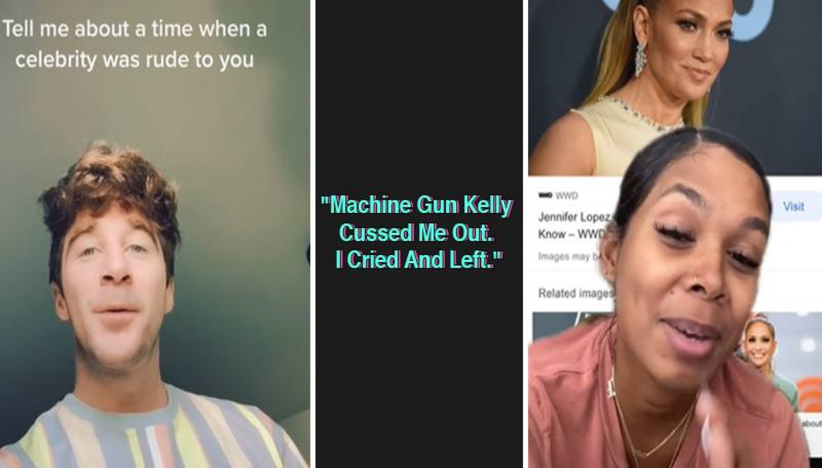 Celebs Who Are Rude Or Weird In Real Life; TikTokers Share Their Close Encounters