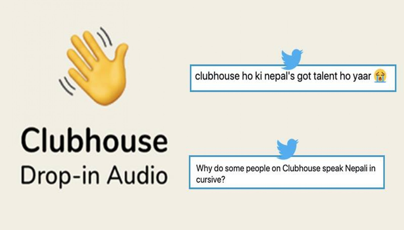 How Is The Clubhouse Scene In Nepal? Here Are 15 Opiniated Tweets To Satiate Your Curiosity