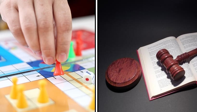 Daughter Takes Father To Court After He Cheats In Ludo.