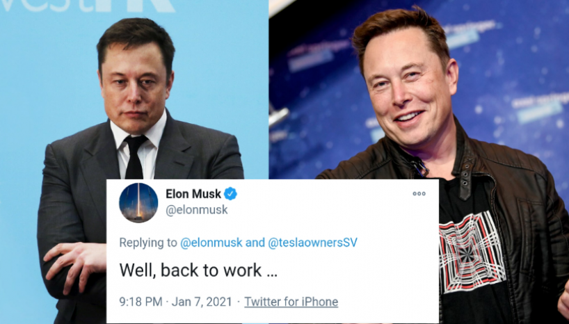 Elon Musk Becomes The Richest Man In The World; Has A Strange Reaction To The News