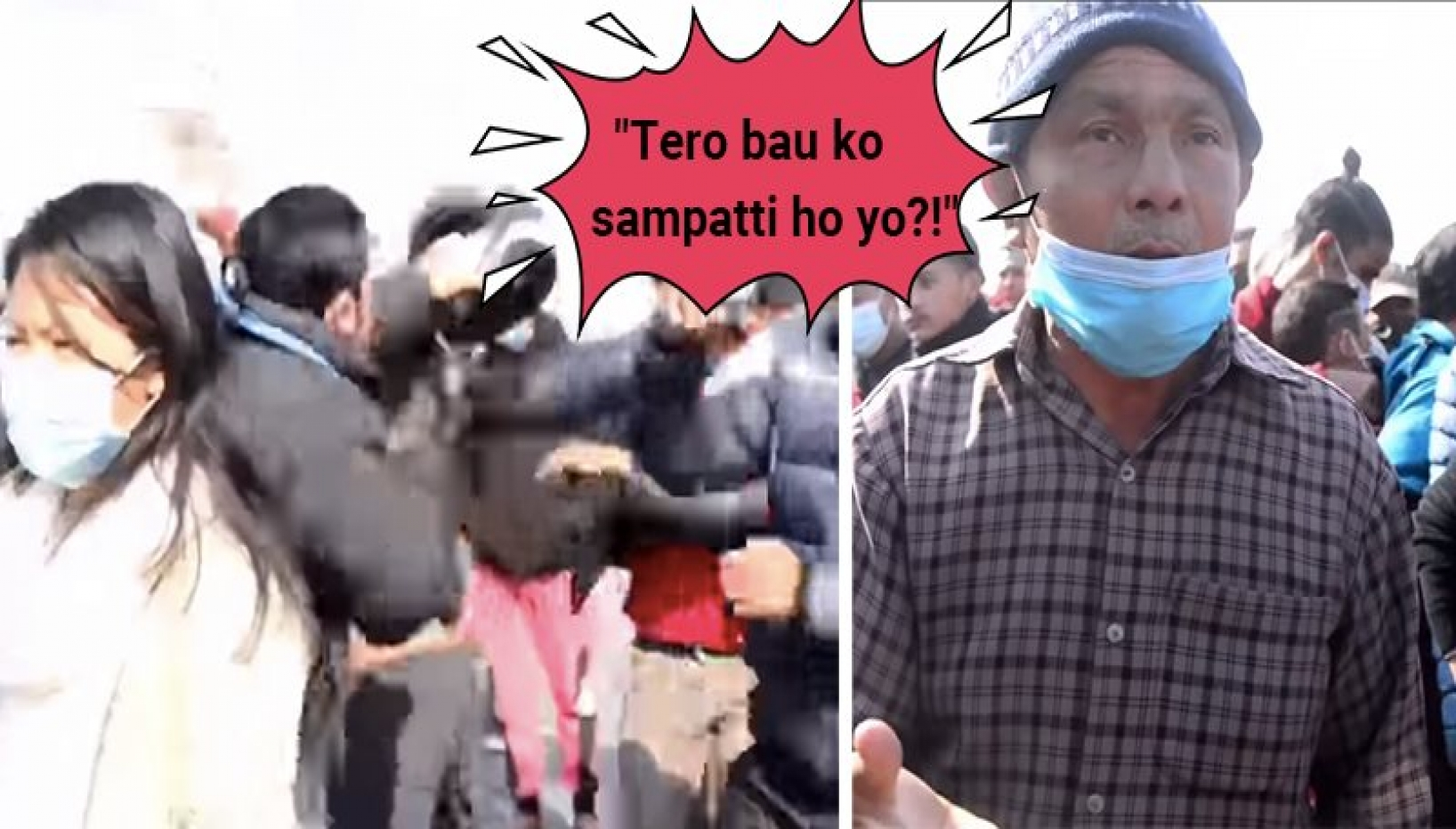 Enough is Enough! Citizens Protest Against Nepal Banda, On and Off The Streets