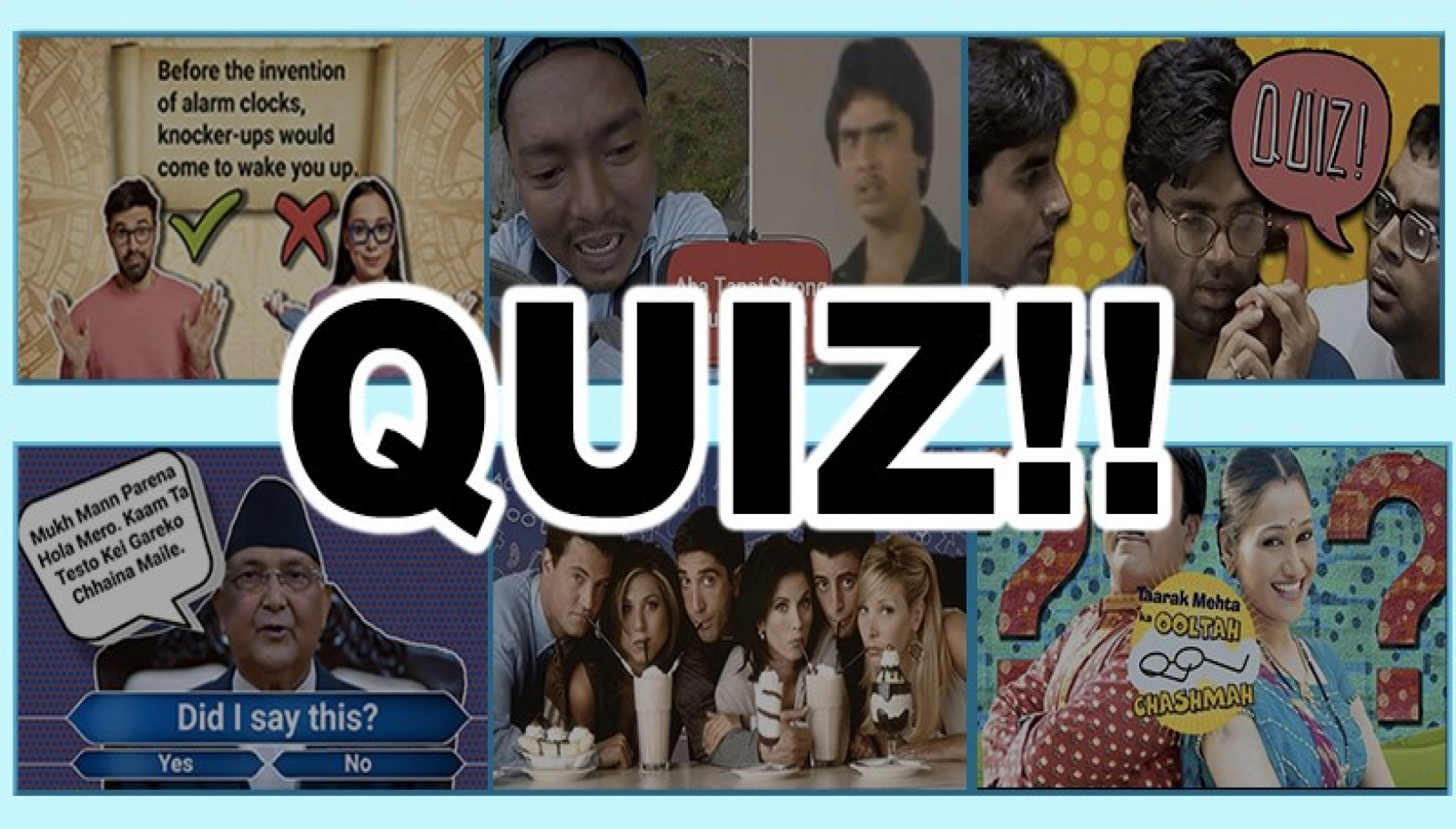 12 Entertaining Quizzes To Help You Pass The Boring Lockdown Hours