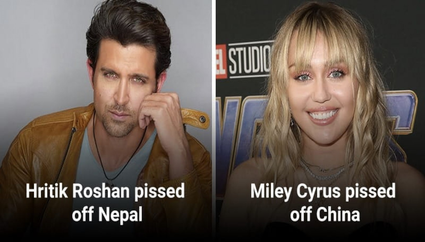 Here Are 11 Instances Of Celebrities Pissing Off An Entire Nation
