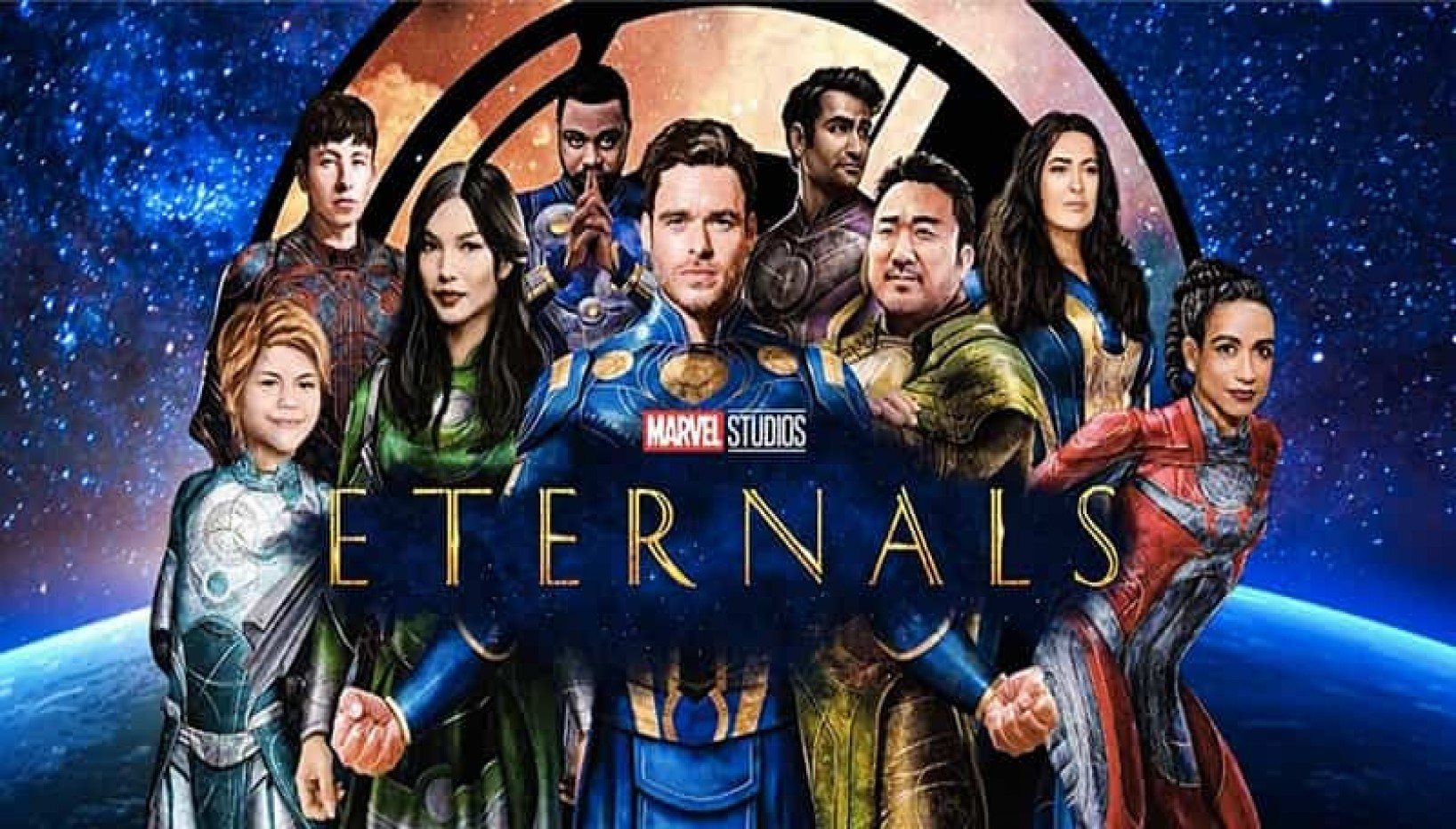 The Eternals Trailer Just Dropped, Here Is How They Will Fit In The Marvel Cinematic Universe