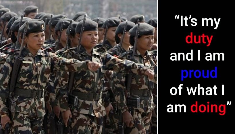 Female Nepali Soldiers Give Covid Victims A Dignified Funeral