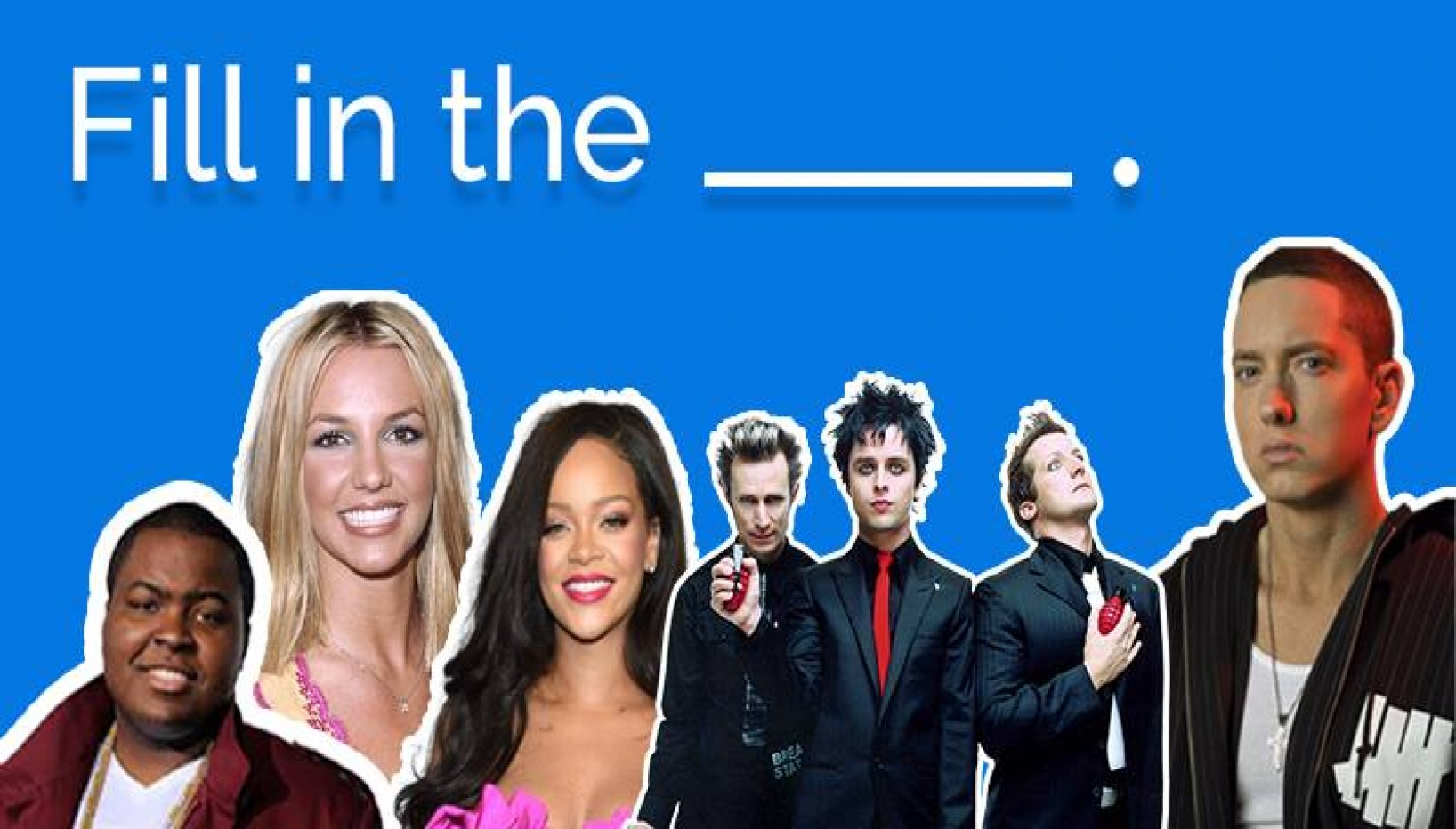 QUIZ: Can You Fill The Missing Lyrics In These 2000s Hits