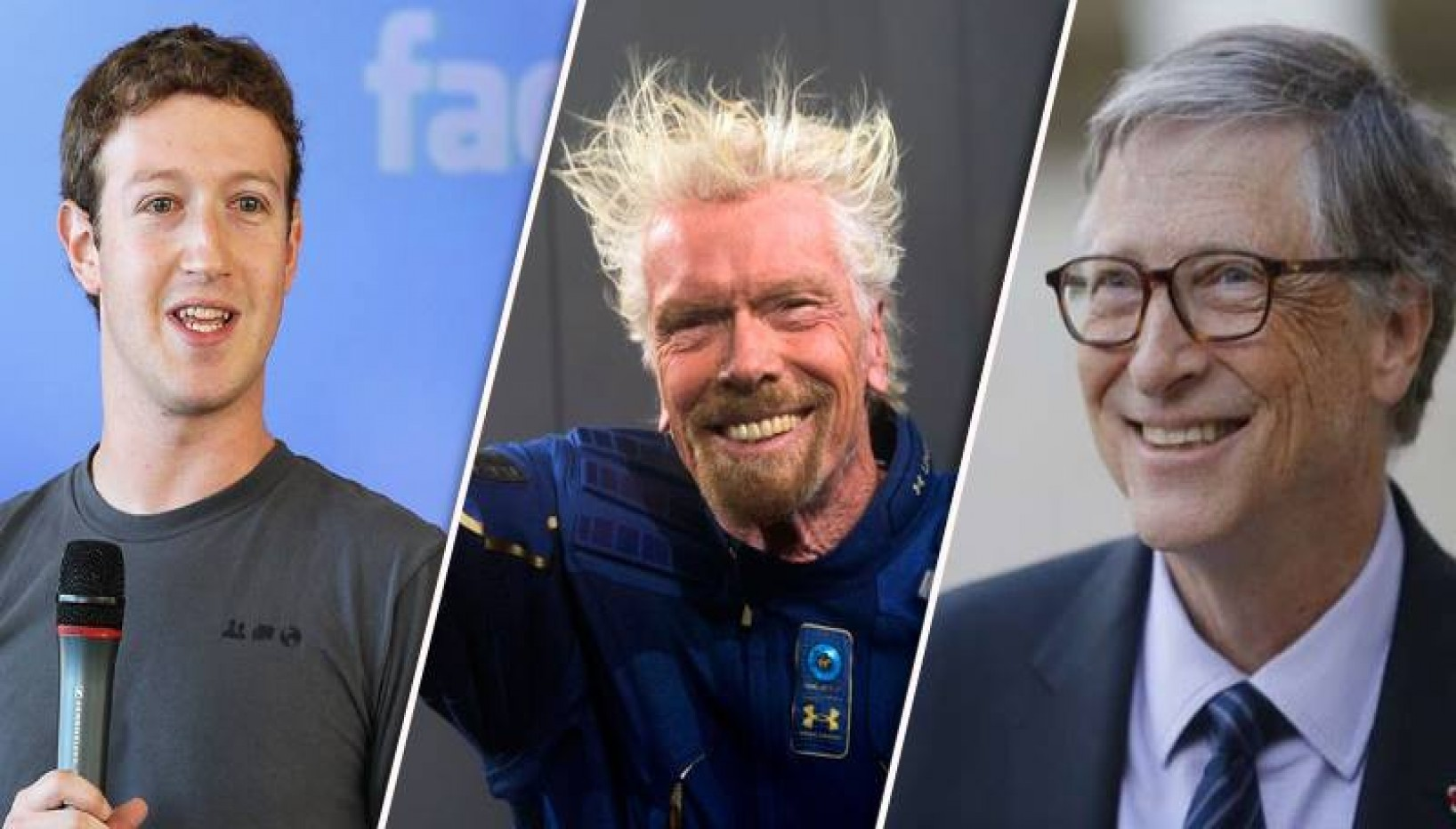 Can You Guess How Old These Founders Were When They Founded Their Company?