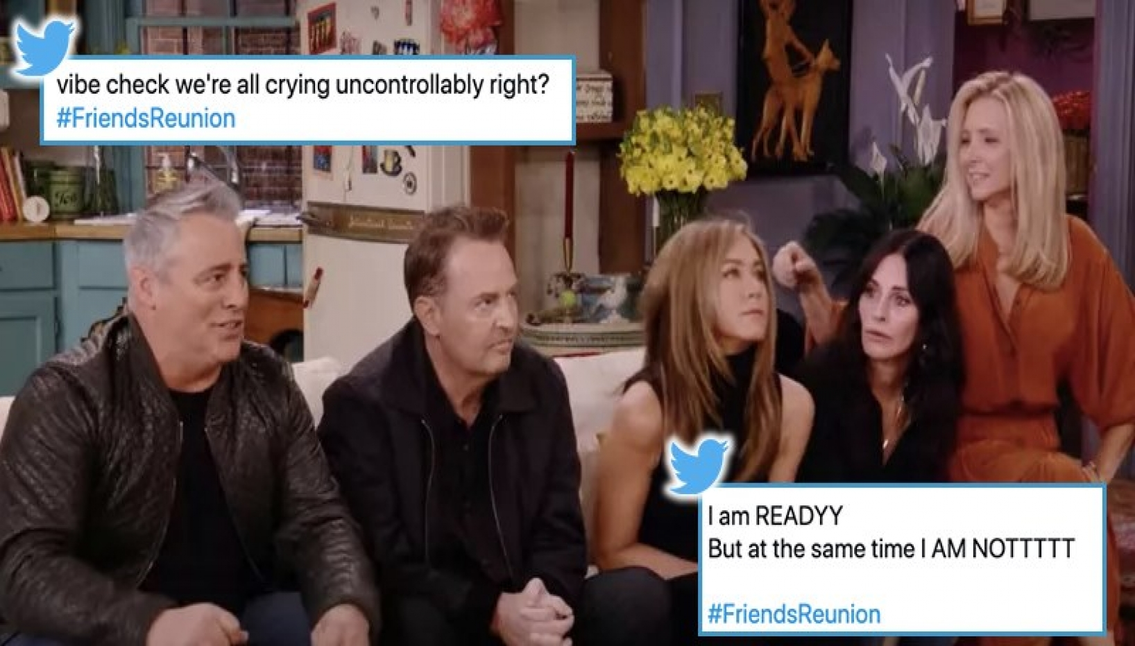Friends Dropped Its Reunion Trailer And Could We BE More Excited?