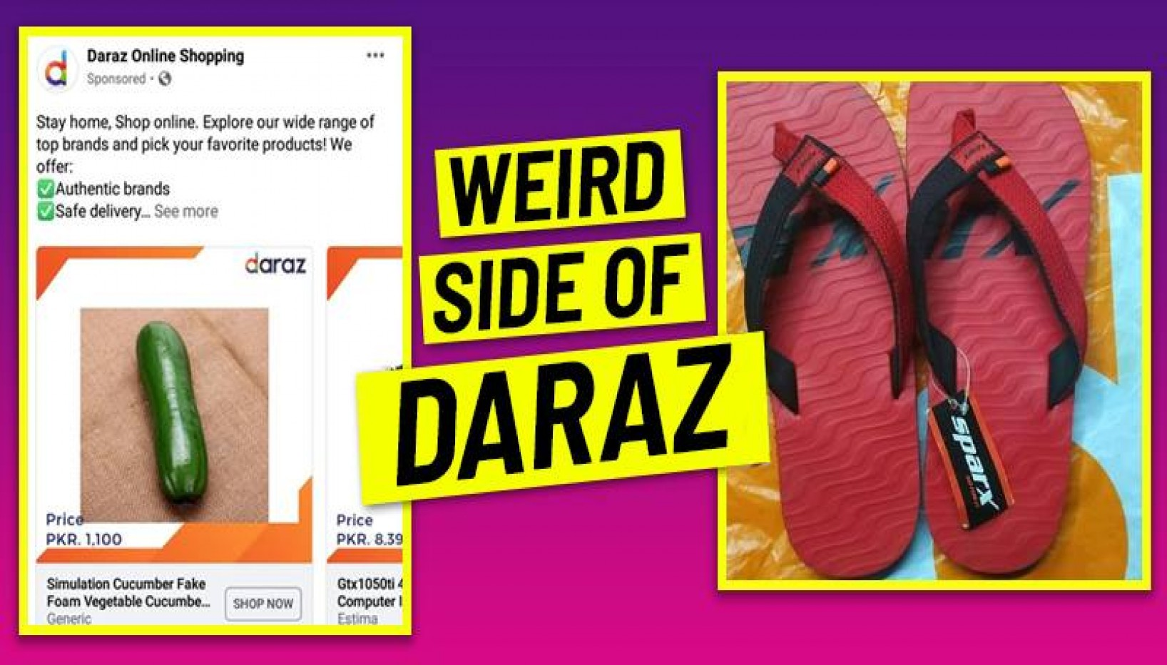 We've Landed On The Weird Side Of Daraz And Hamrobazar, And It's Absolutely Hilarious