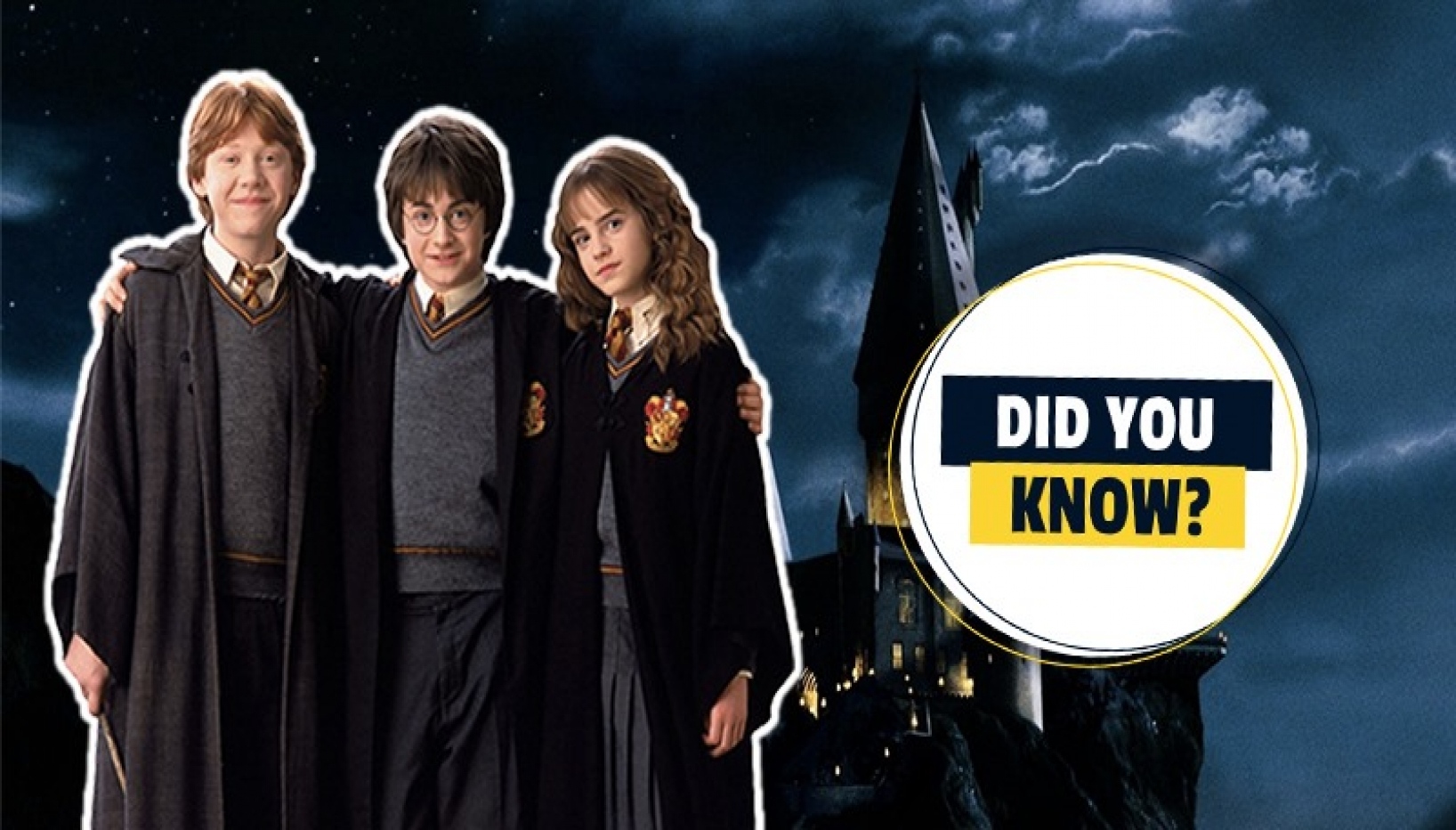 Harry Potter Movie Facts That Will Add Magic To Your Mundane Life