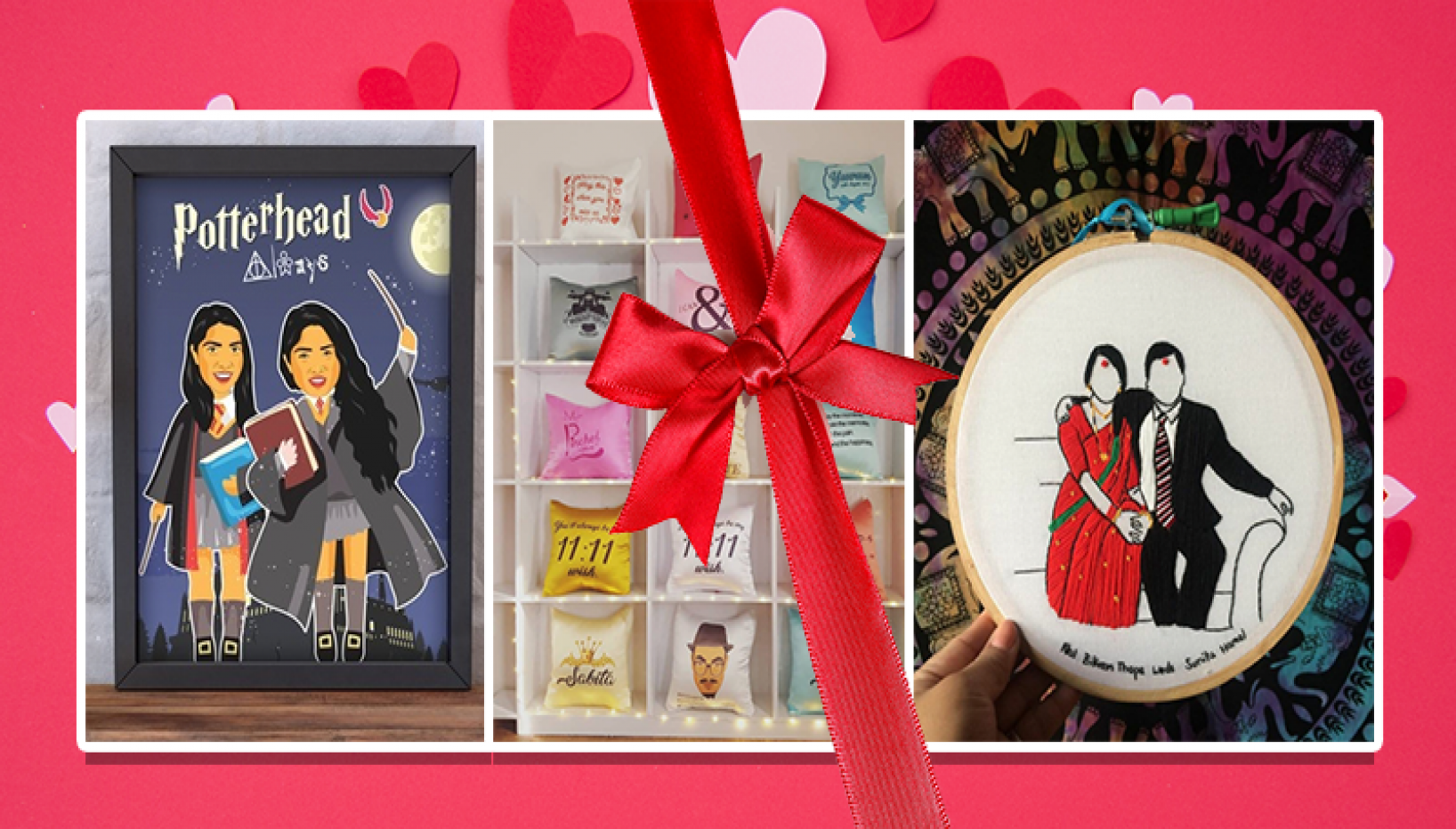 Here Are 5 Personalized Valentine's Gift Ideas That Won't Make Your Wallet Cry
