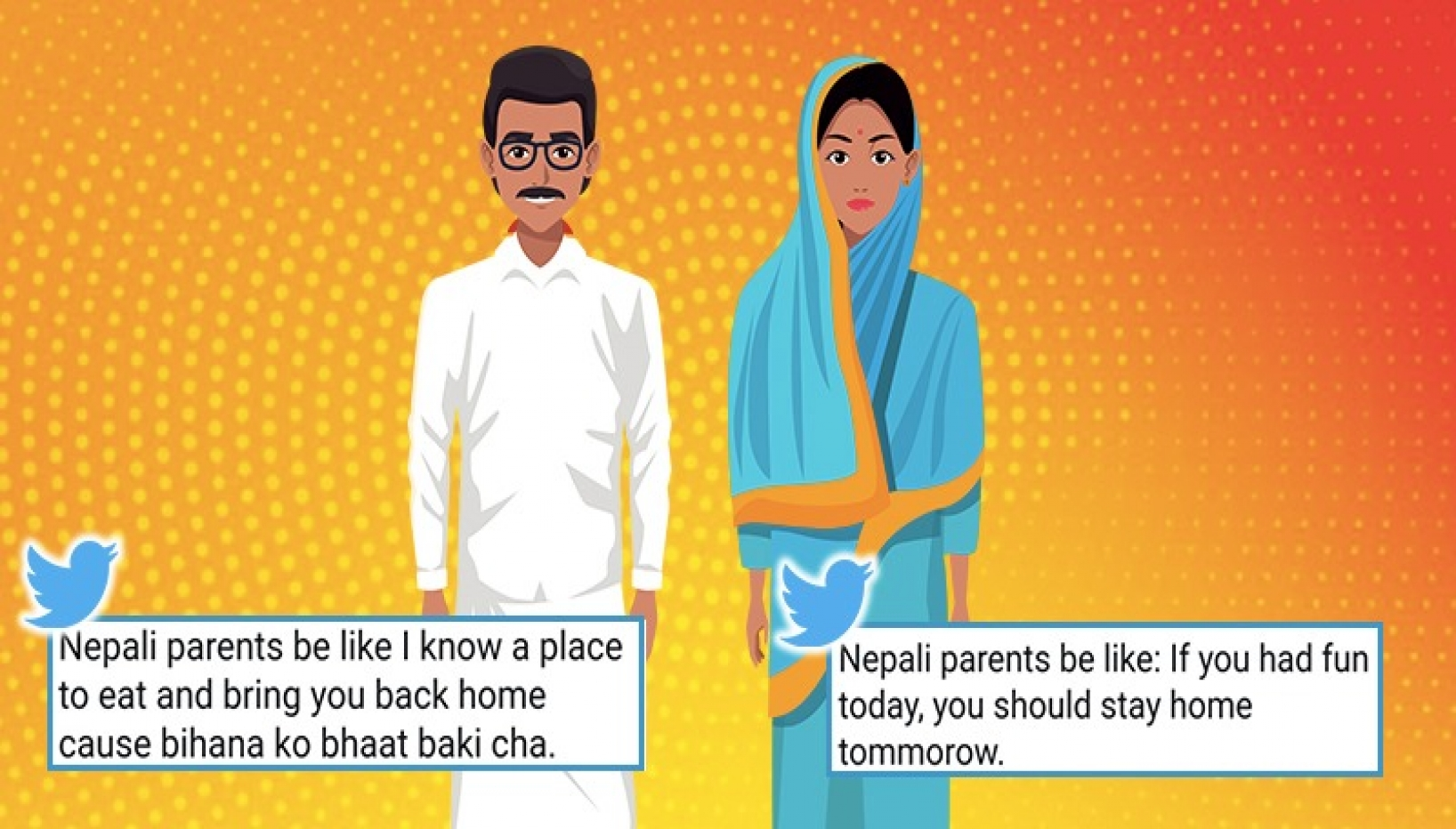 How Are Nepali Parents? Here Are 21 Hilarious Tweets That Describe Every Nepali Parents Ever