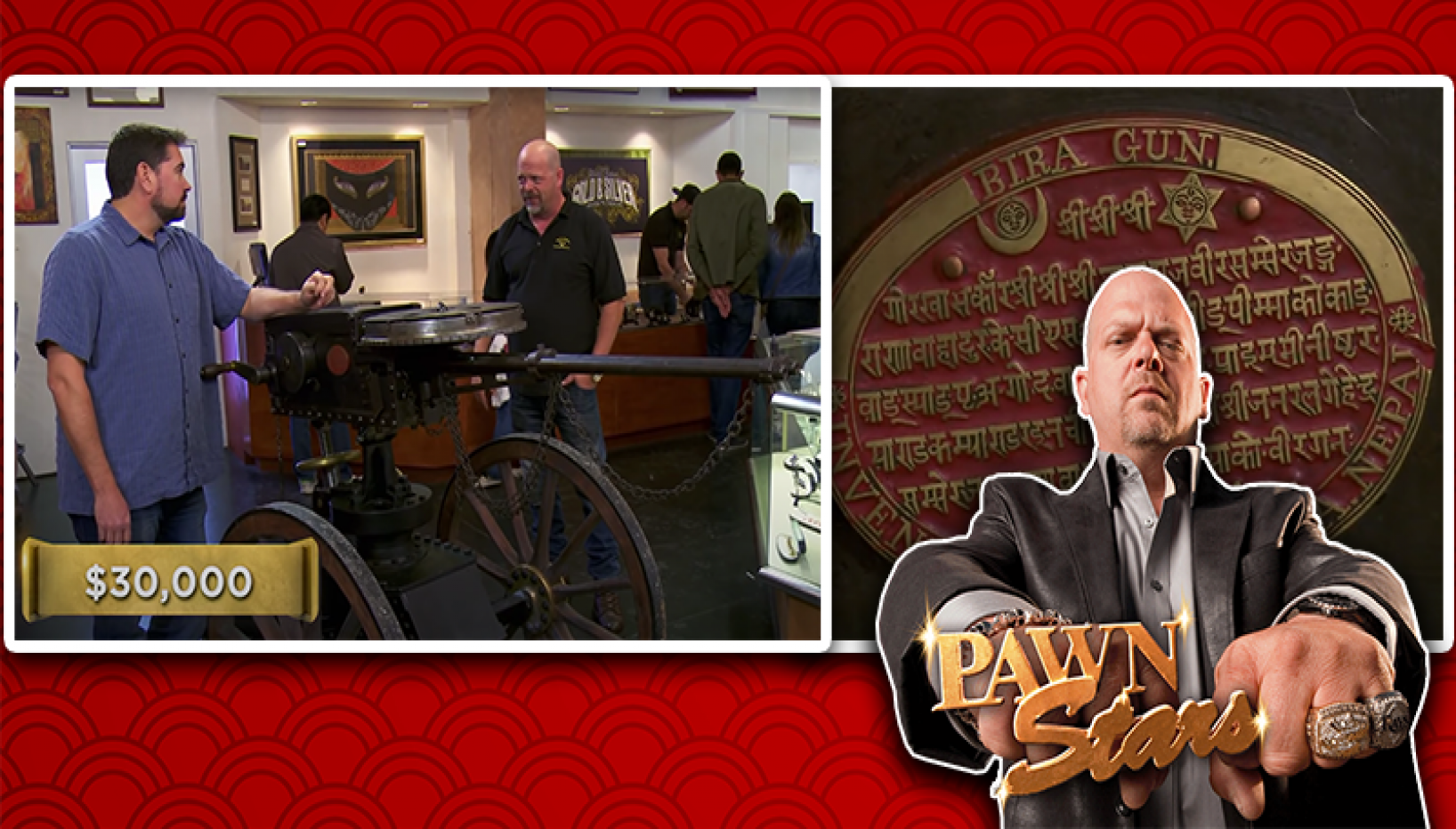 How Did A 125-Year-Old Nepali Bira Gun Land In Pawn Stars? Here's The Full Story!