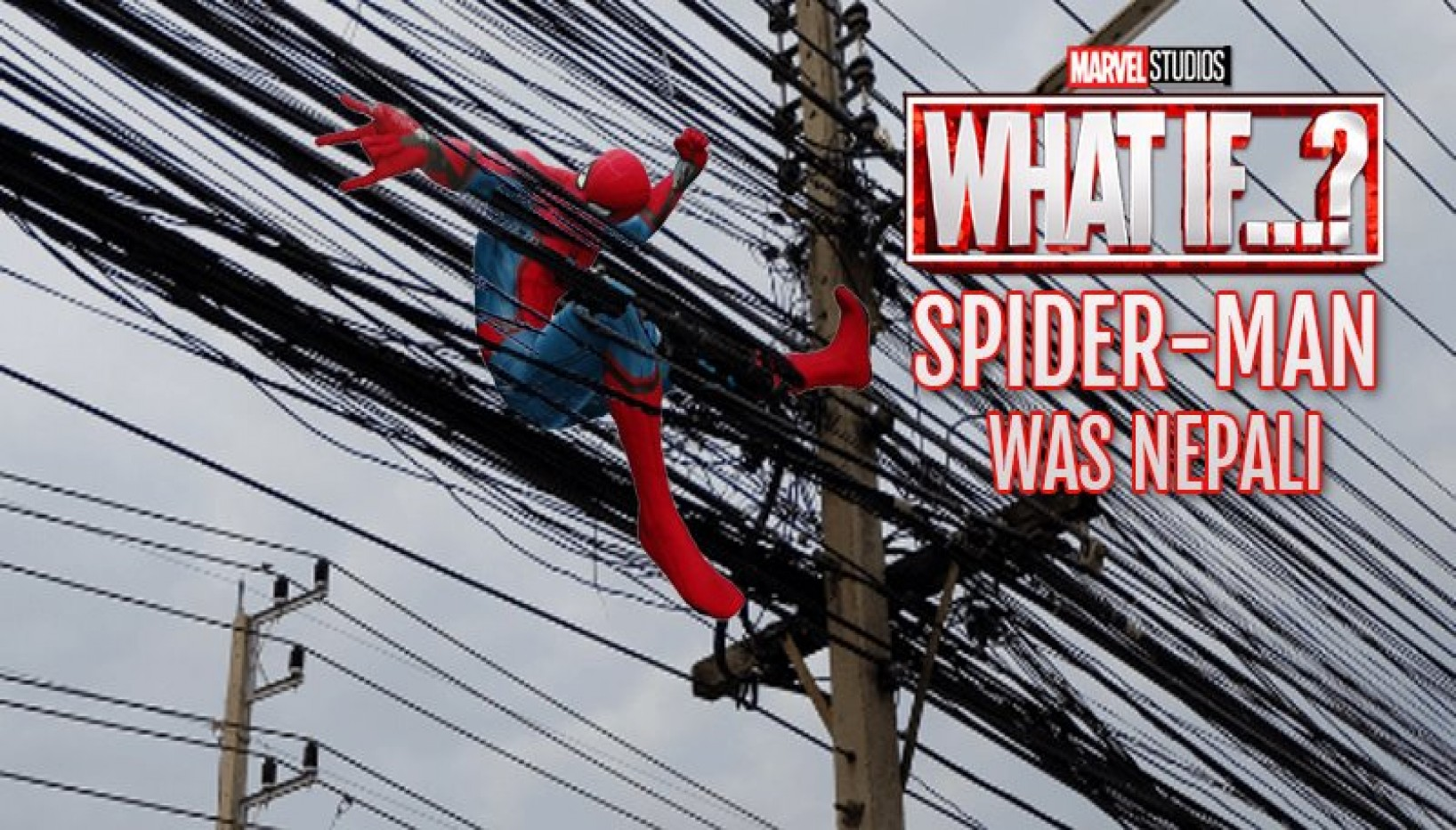 What If Spiderman Was Nepali? Here's How Different Things Would Be For Pratik Pokhrel