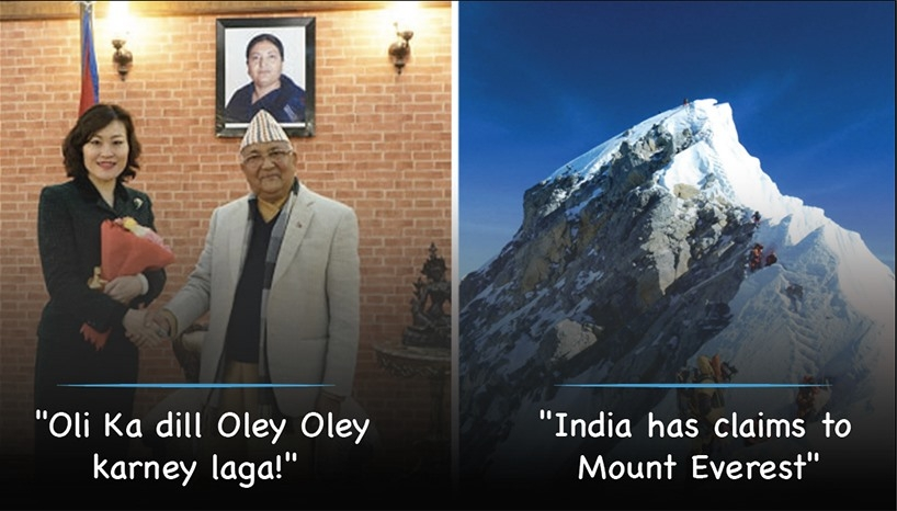 """""""India Has Claims To Everest""""; Here Are 5 Propaganda Campaigns Pushed By The Infamous Indian Media"""