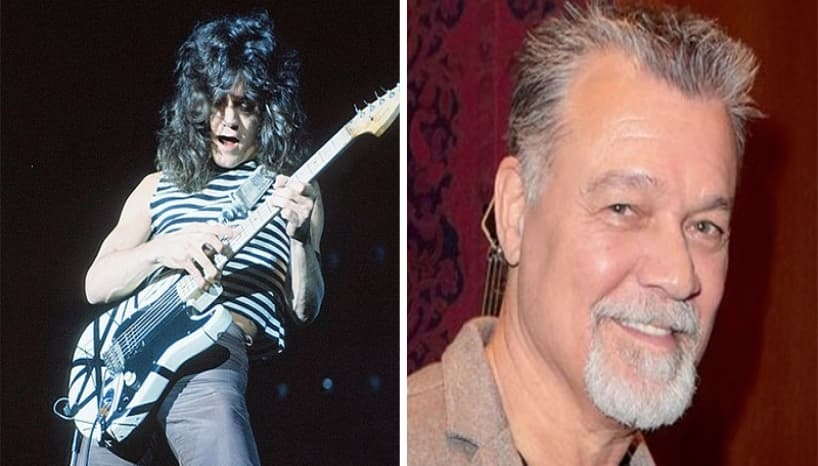 Internet Pays Tribute To Legendary Musician Eddie Van Halen Who Passed Away At The Age Of 65