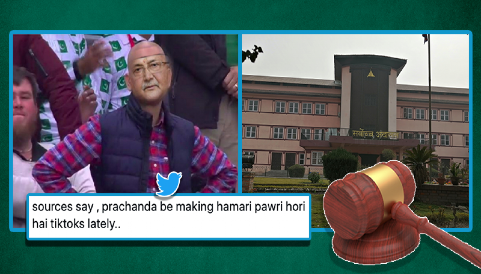 Internet Reacts To Supreme Courts Decision Against Oli With Hilarious And Speculative Tweets