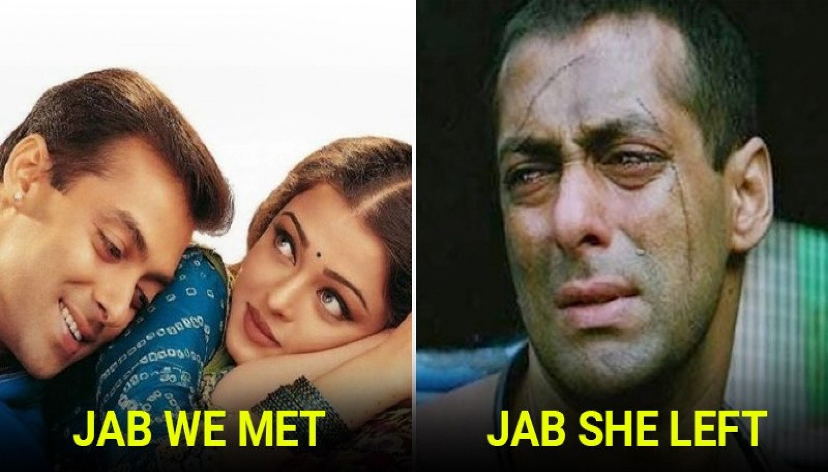 Jab We Met Has Made A Comeback As A Breakup Meme, And It Is A Wise Meme