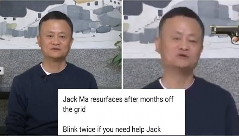 Jack Ma Makes Appearance After Disappearing Since October; Twitter Reacts With Memes