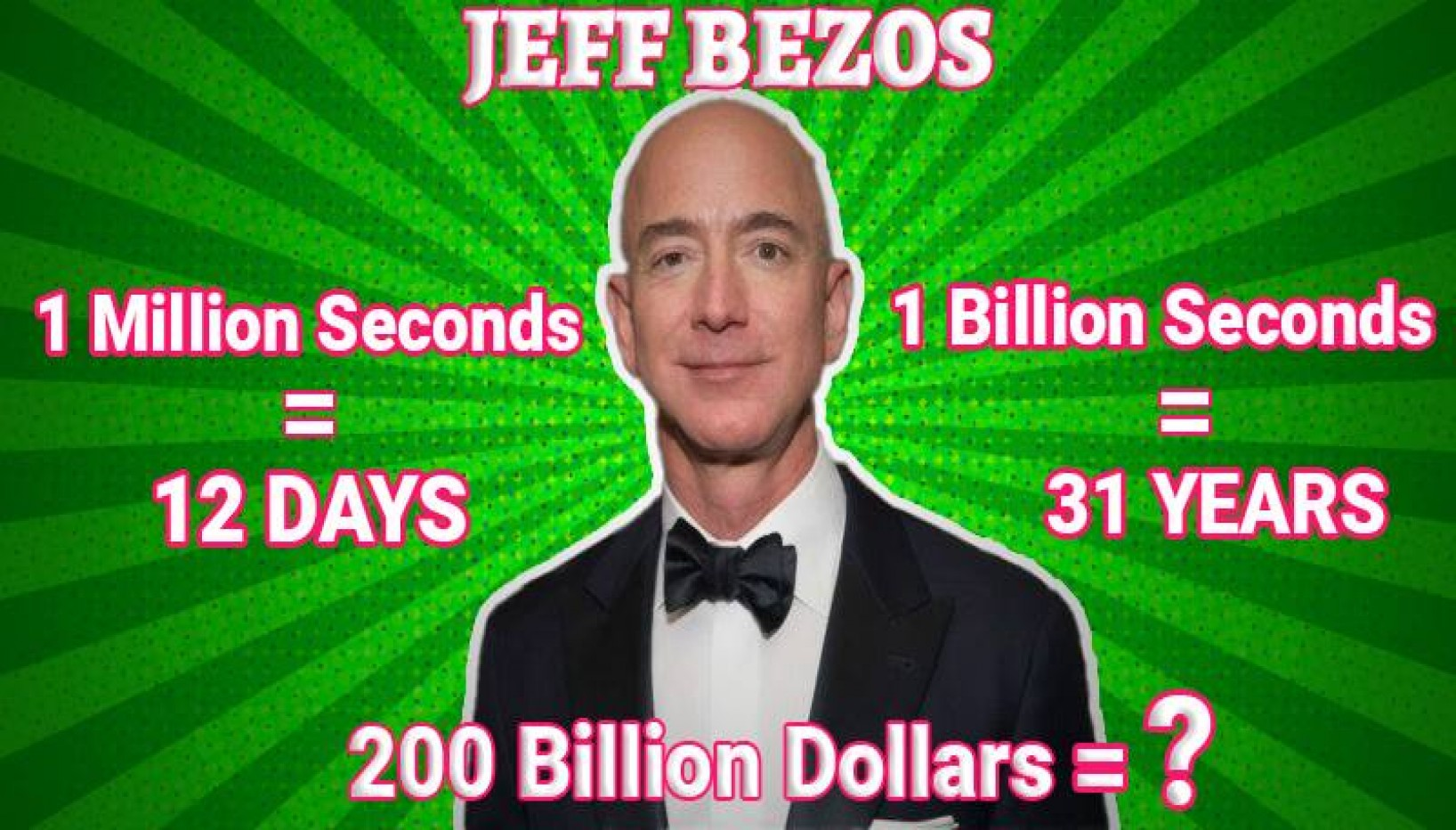 8 Comparisons That Put The Wealth Of Jeff Bezos In Context