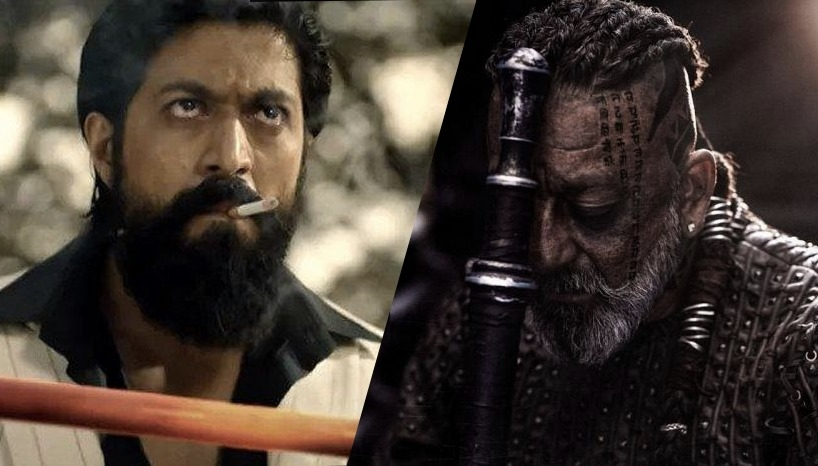 KGF: Chapter 2 Teaser Drops With A Bang, This Time With Sanjay Dutt.