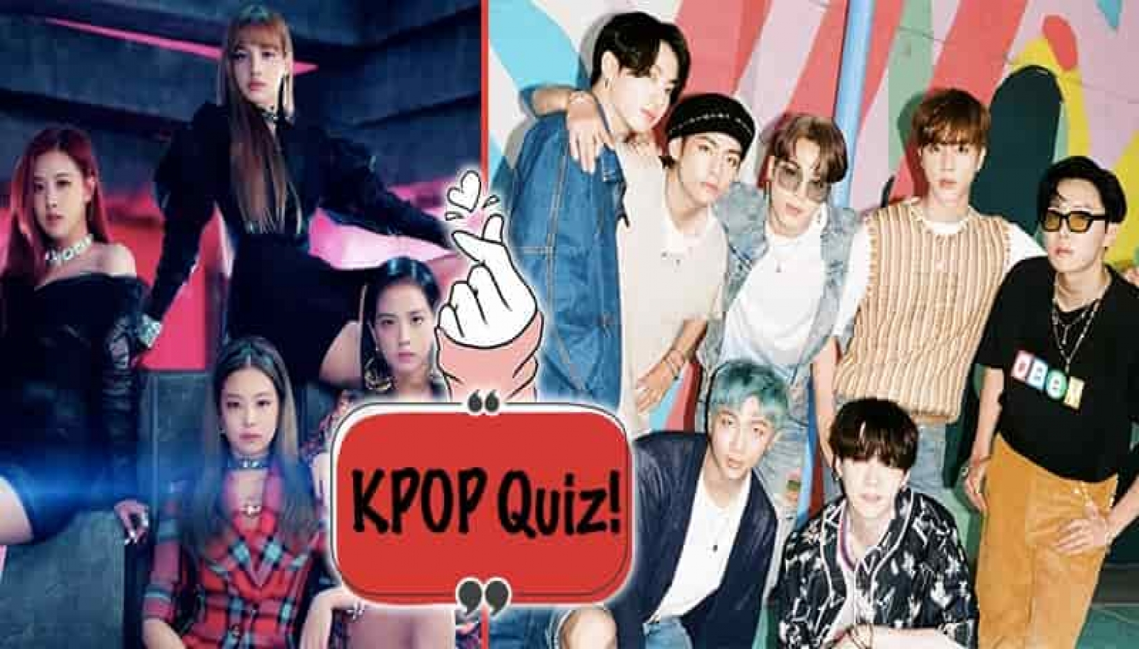 K-Pop Quiz: We Can't Be Chingus If You Don't Score More Than 7 On This Quiz