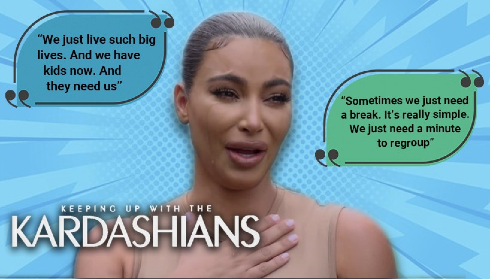 KUWTK Releases Teary-Eyed Trailer for Series Finale