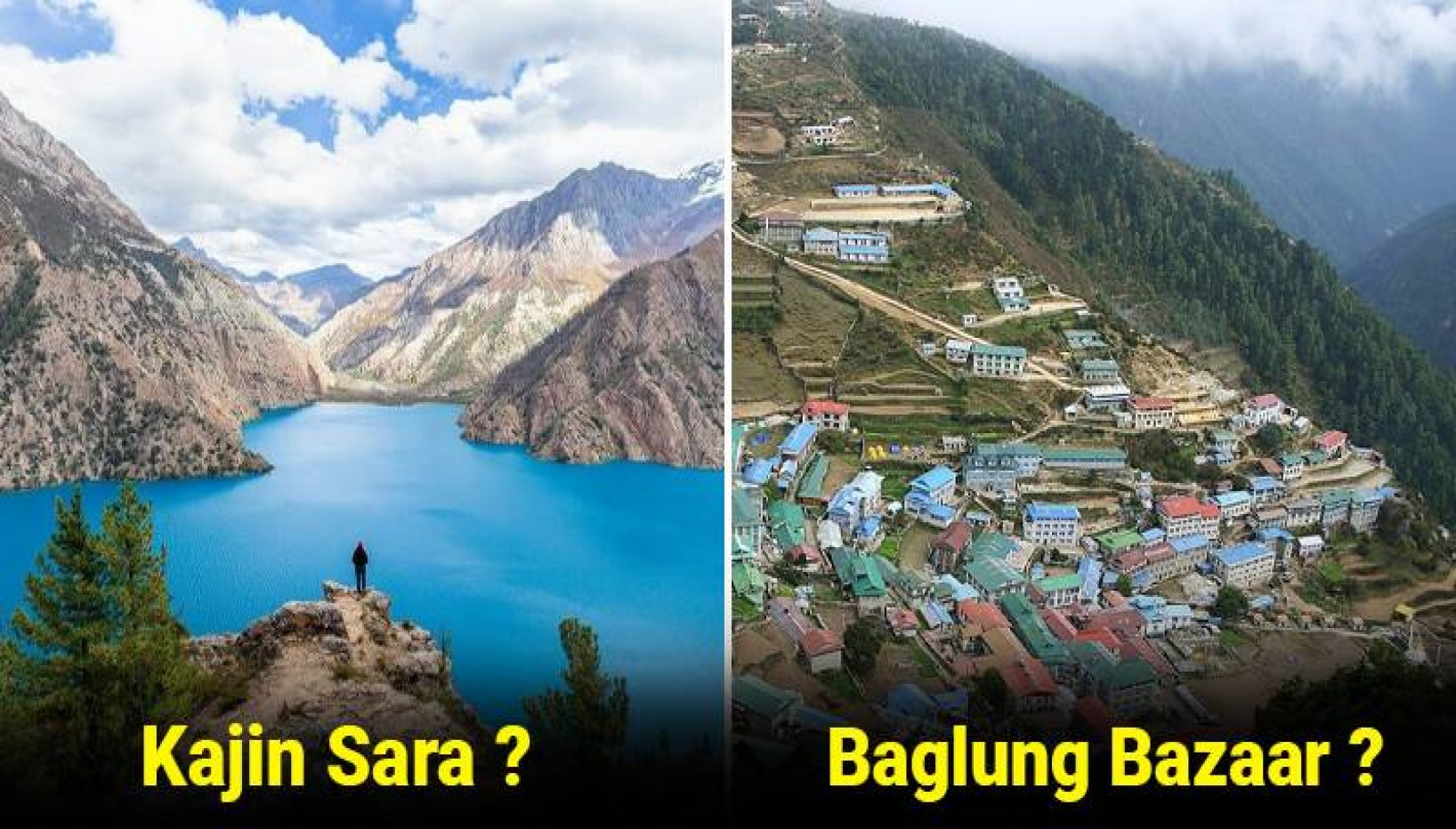 Can You Guess Which Place These Landmarks Are In?