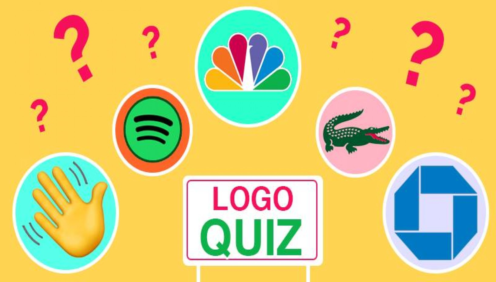 Can You Recognize All 10 Of These Iconic Logos?