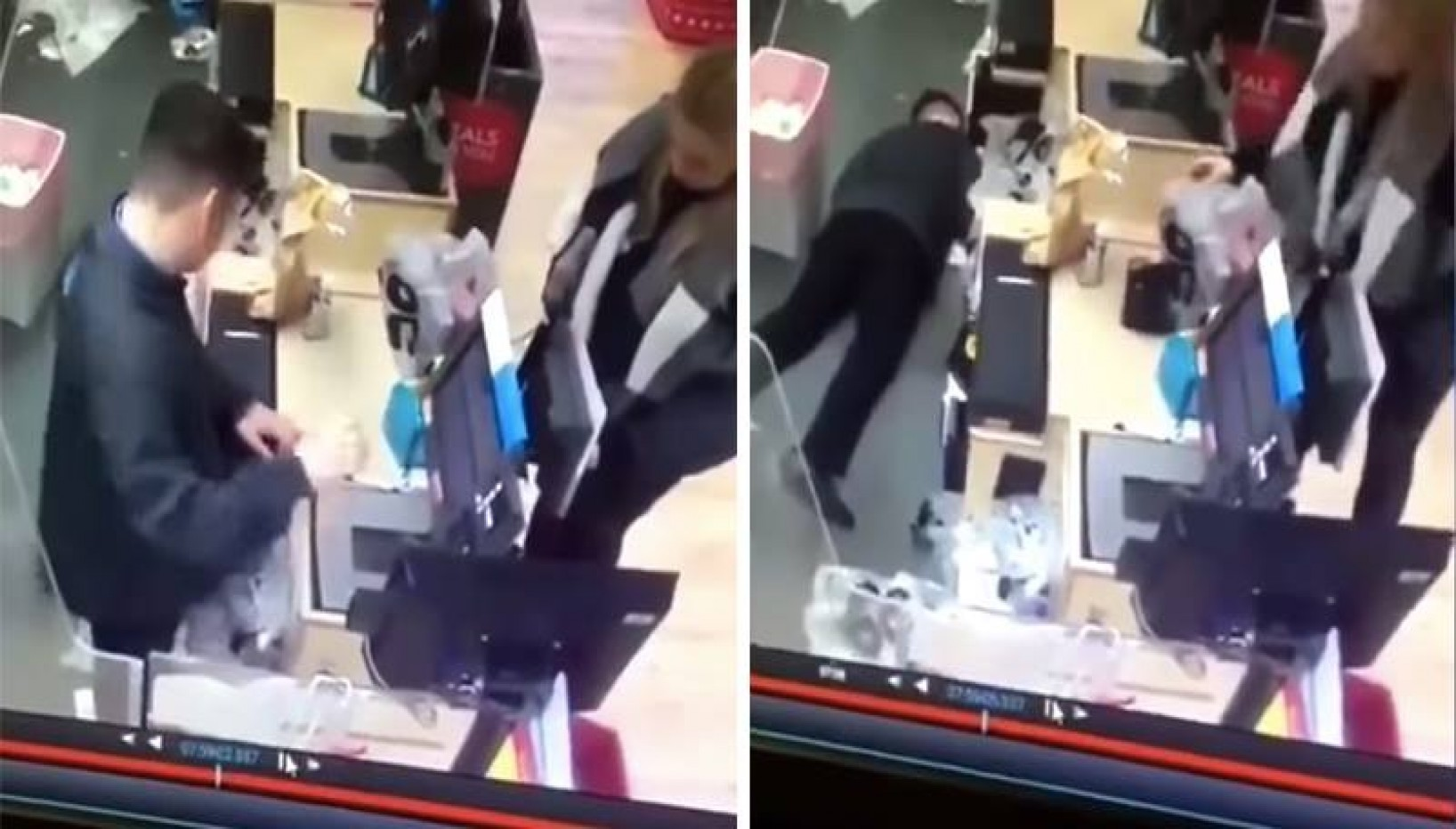 Man Pretends To Faint To Get Out Of Work And Netizens Are Taking Notes
