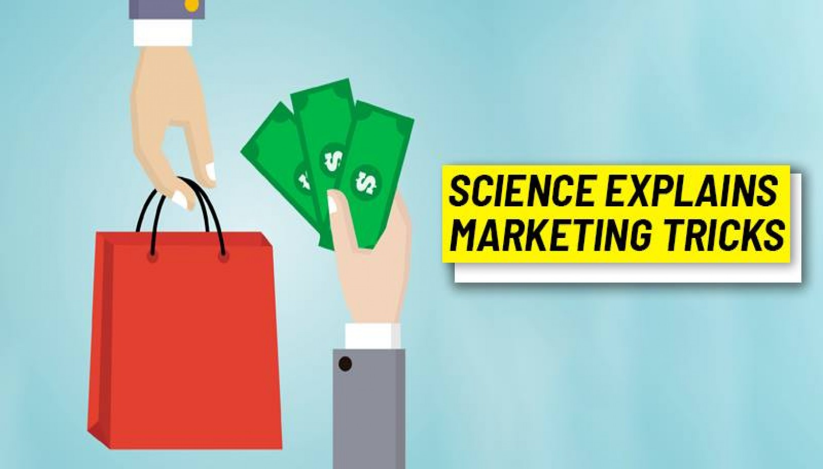 9 Marketing Tricks We Unknowingly Fall For Every Day