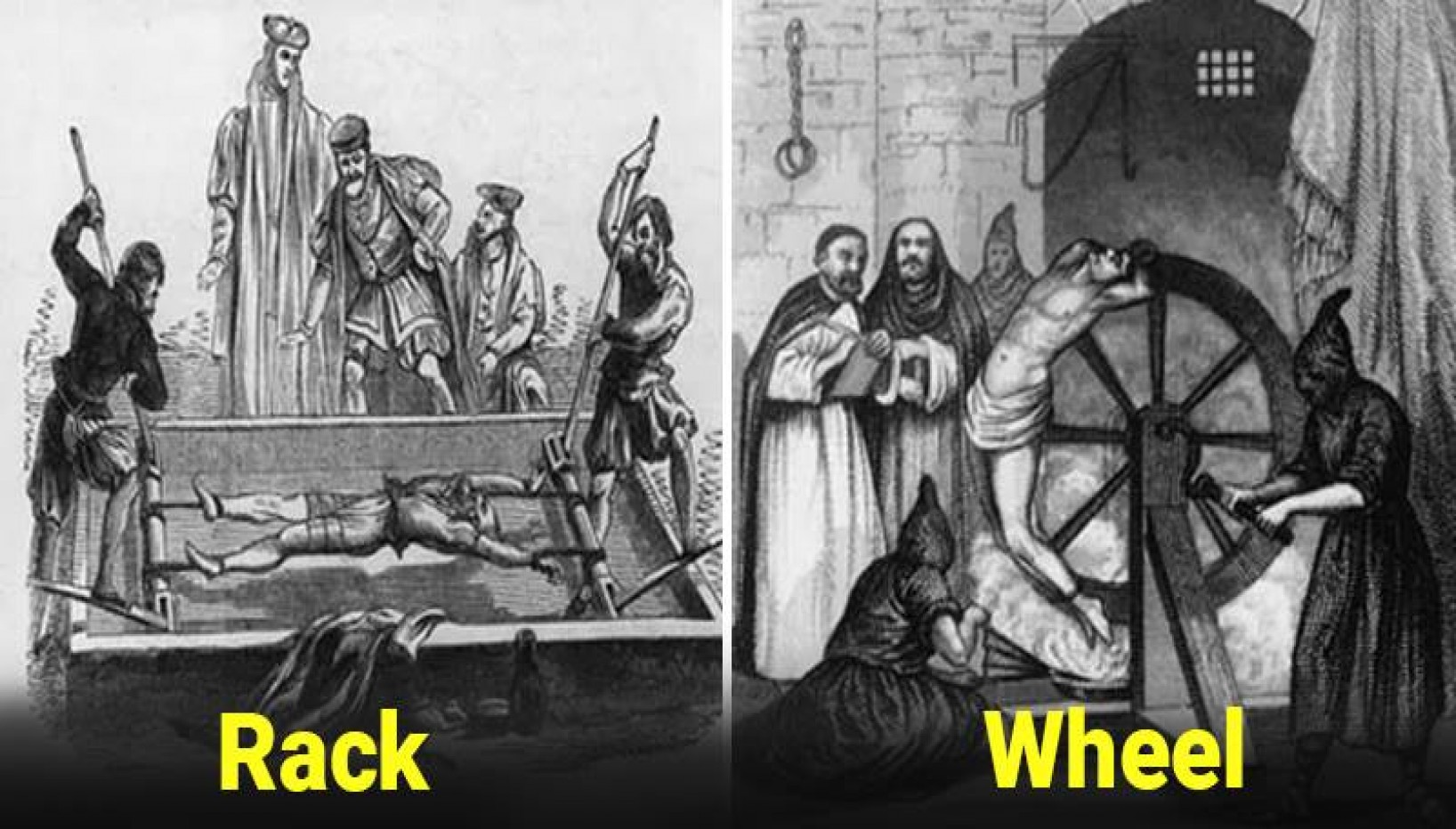 How Were People Tortured In The Past? Here Are Some Horrific Yet Interesting Medieval Torture Devices