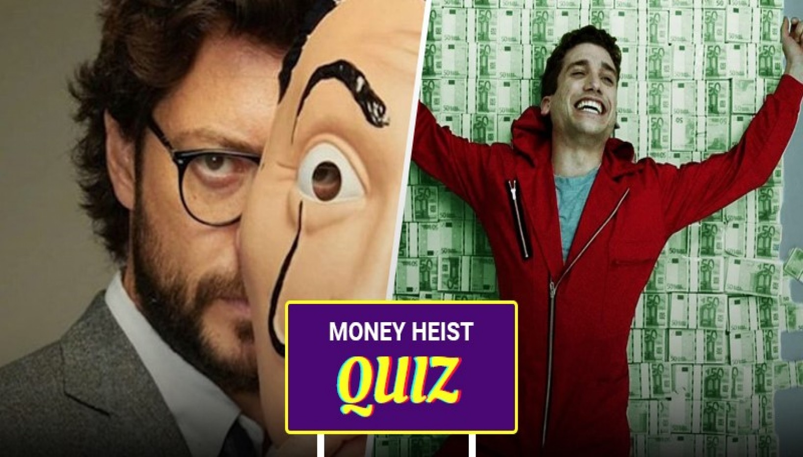 MONEY HEIST QUIZ: Can You Rob This Quiz And Walk Out With Full Score?