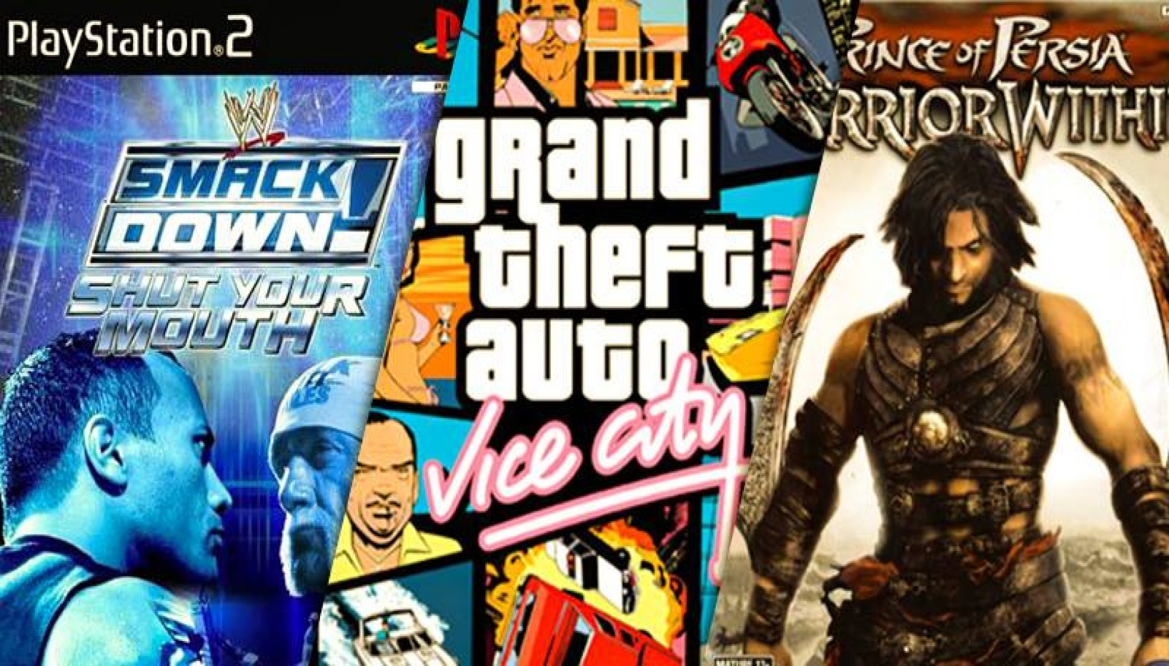 Here Are 11 Of The Most Nostalgic Games From The 2000s