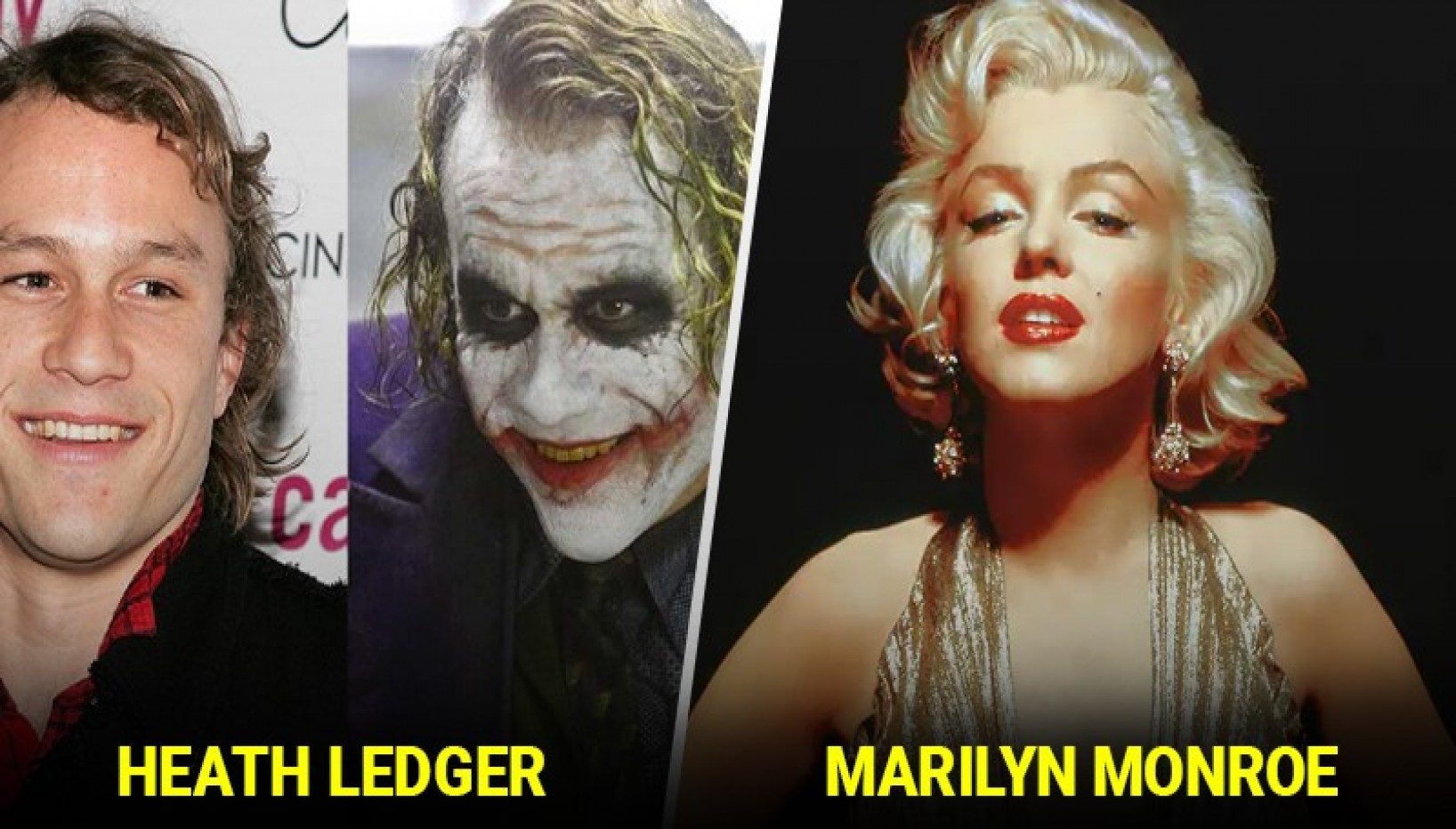 7 Unexplained Celebrity Deaths That Are Still Shrouded In Mystery